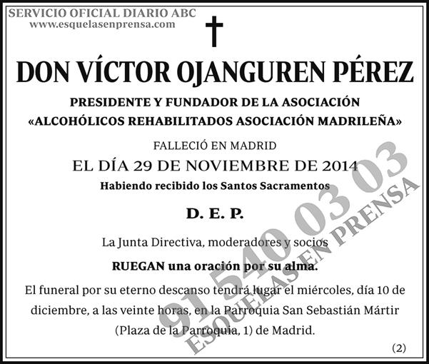 Víctor Ojanguren Pérez